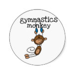 Gymnastics Monkeys